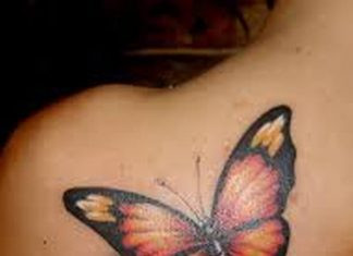 3d-butterfly-insect-tattoo-on-back-shoulder-2