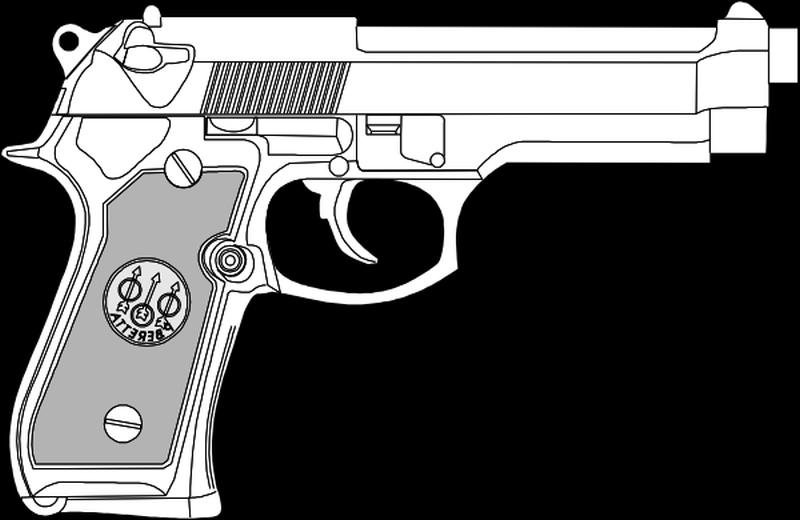 9mm pistol gun tattoo design tattoos book. Black Bedroom Furniture Sets. Home Design Ideas