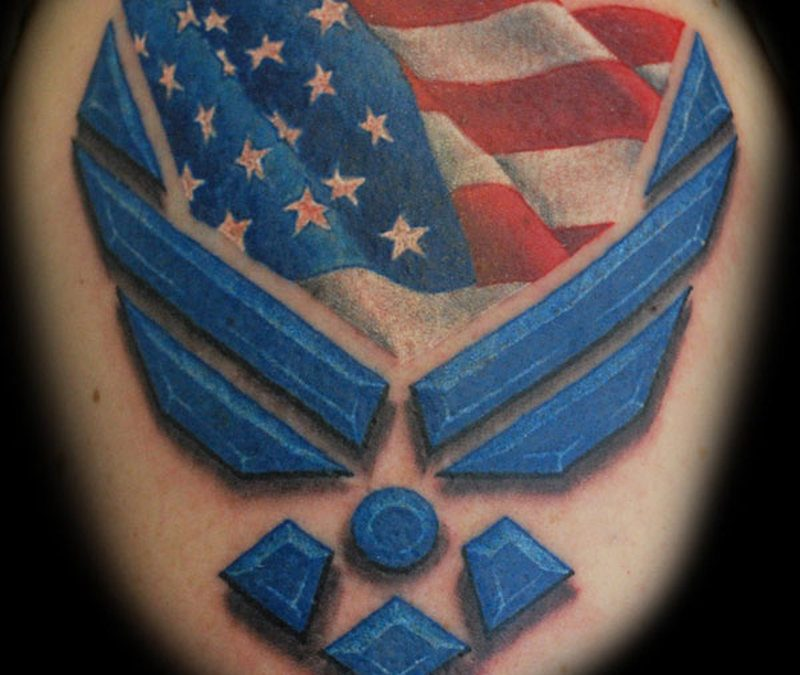 Air Force Tattoos