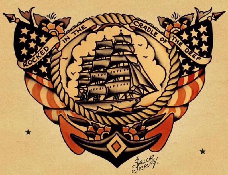 American Classic Tattoo Designs