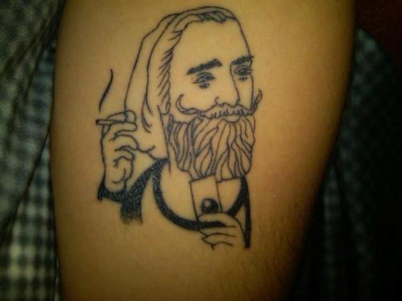 Ancient Art Tattoo Blacksburg