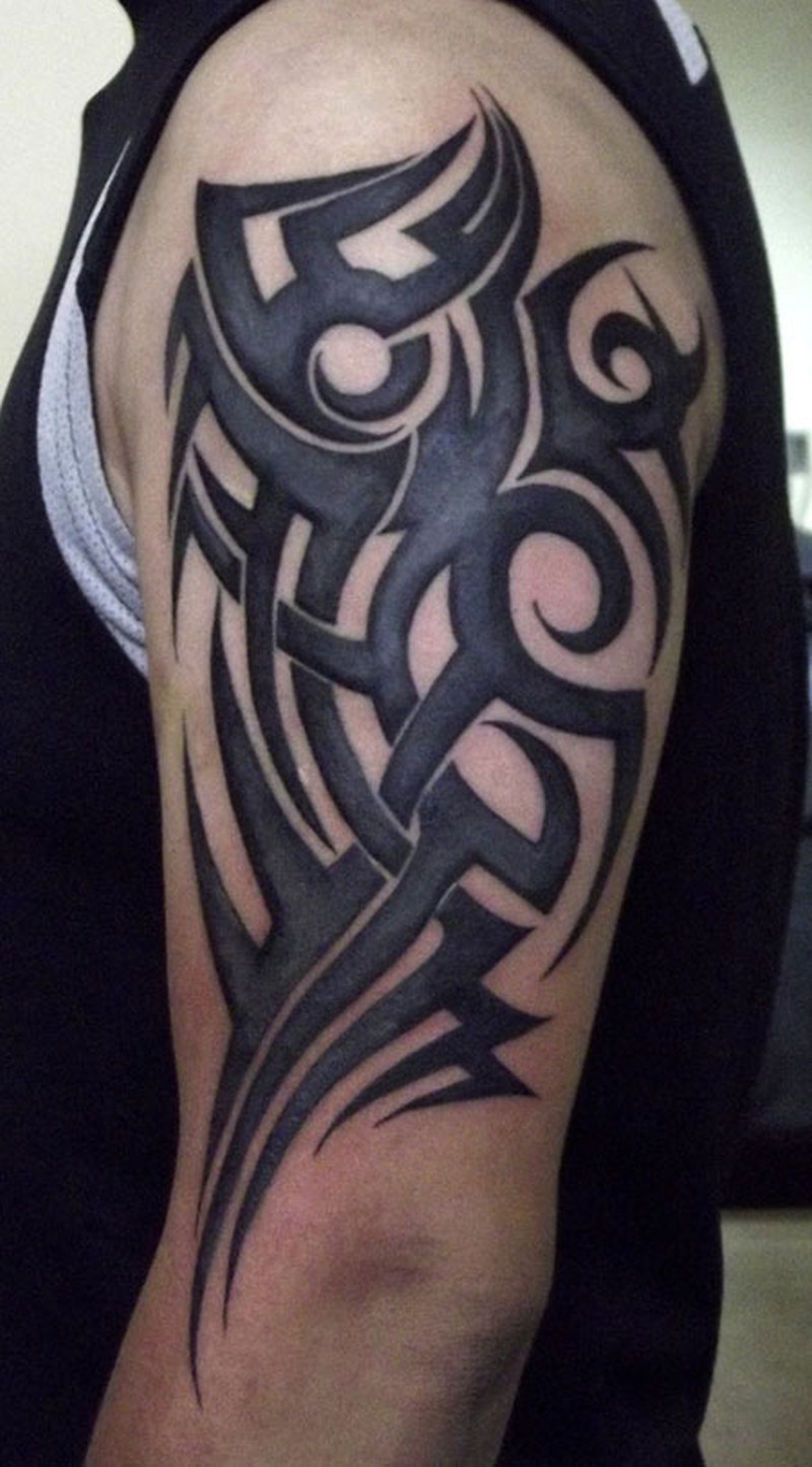 Awesome Sleeve Tattoos For Guyso