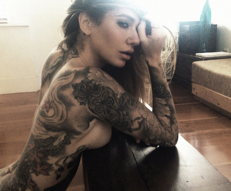 Awesome Sleeve Tattoos Tumblr