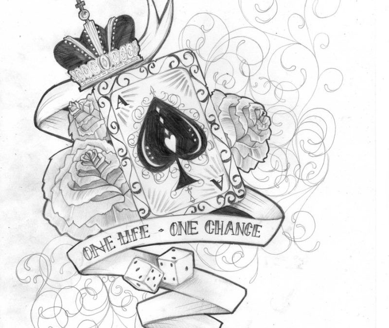 Awesome Tattoo Designs Drawings