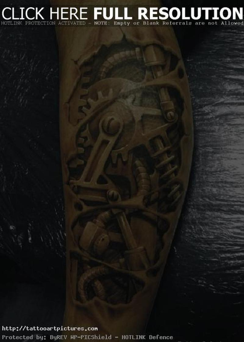 Awesome Tattoos For Guys Arm