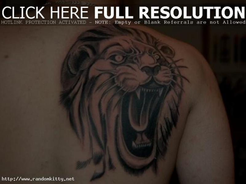 Awesome Tattoos For Guys Back