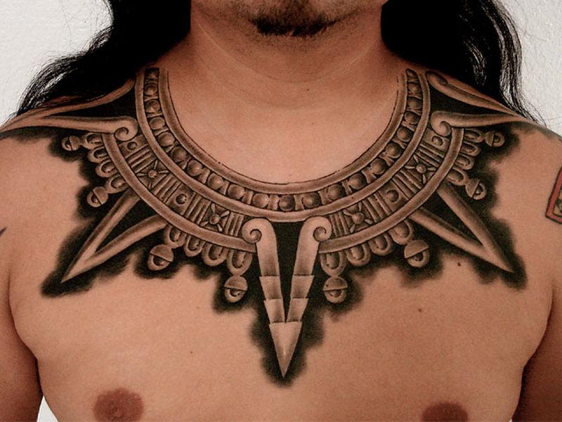 Aztec Culture Tattoos Art