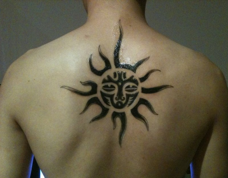 Aztec Sun Tattoo Meaning