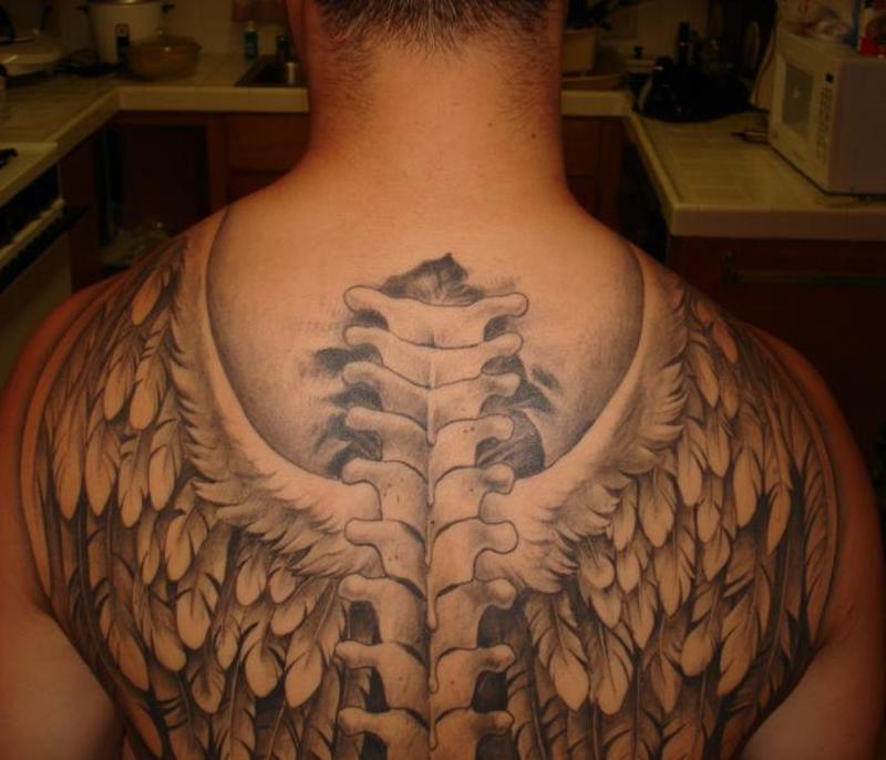 back tattoos for guys
