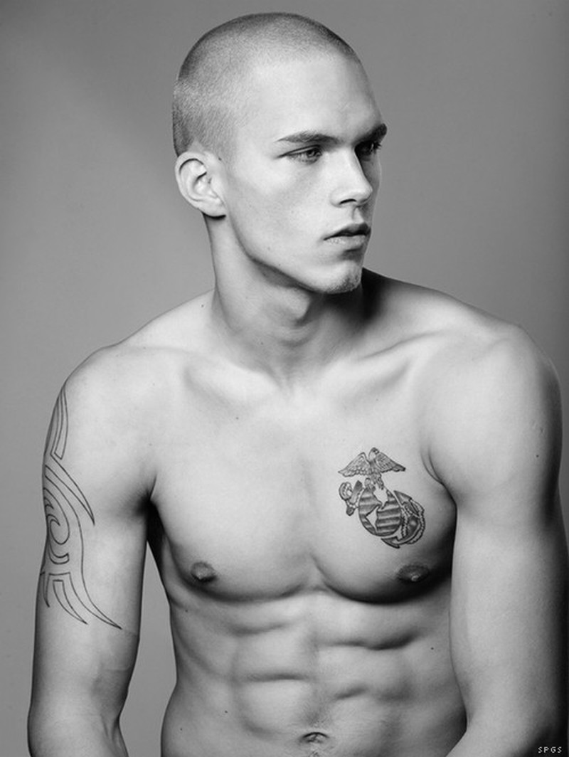 Best chest tattoos for guys tattoos book for Hottest tattoos for guys