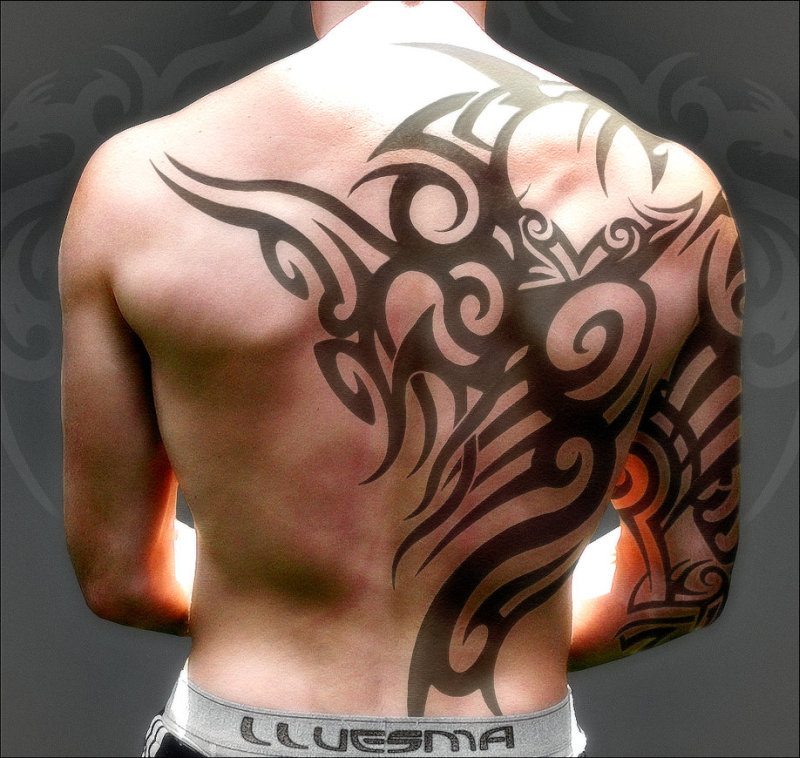 Best Tattoo Designs For Men On Back