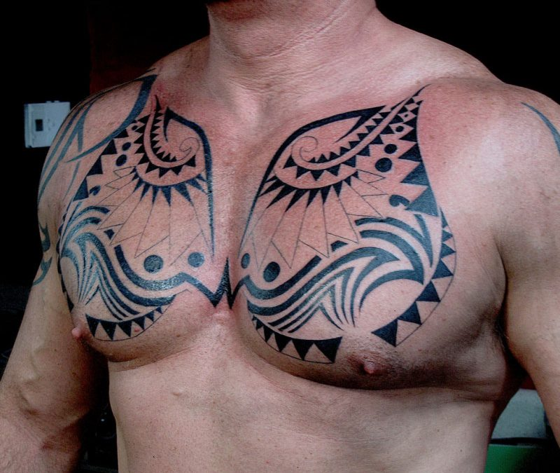 Best Tattoo Designs For Men On Chest