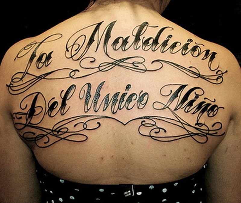 Best Tattoo Fonts For Initials