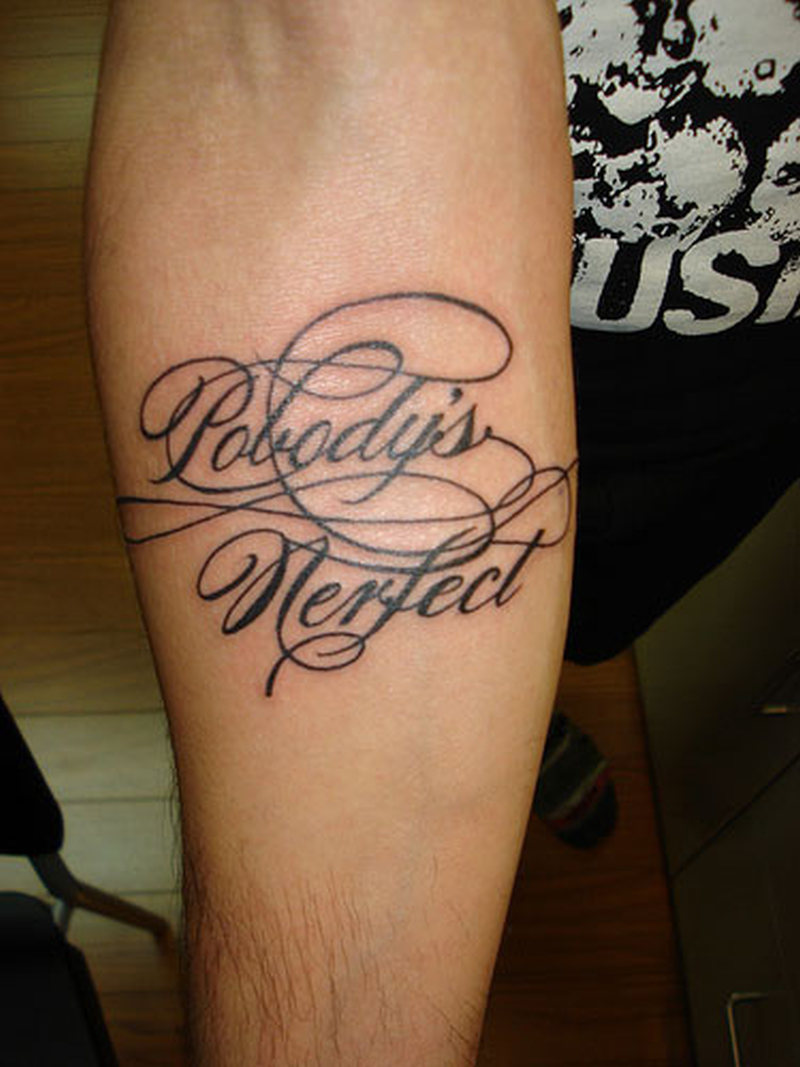 Best Tattoo Fonts For Names