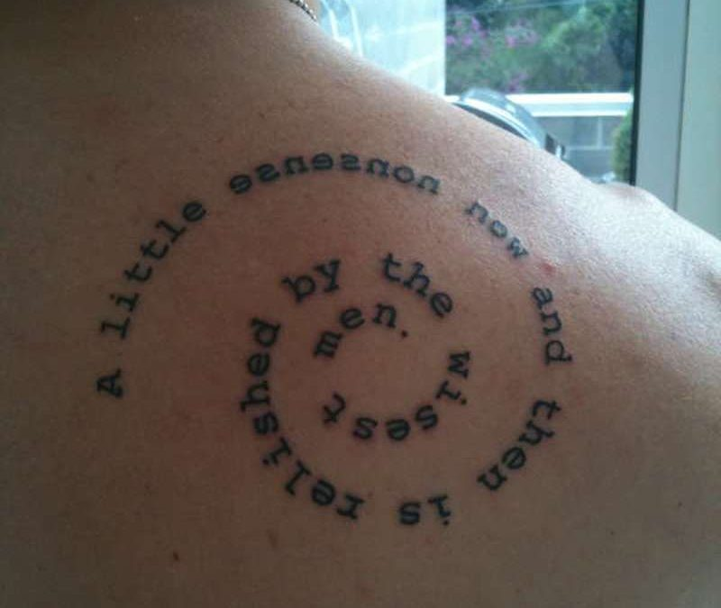 Best Tattoo Quotes For Guys