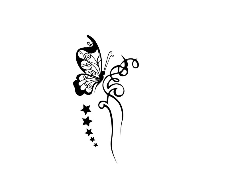 black and white butterfly tattoos designs tattoos book tattoos designs. Black Bedroom Furniture Sets. Home Design Ideas
