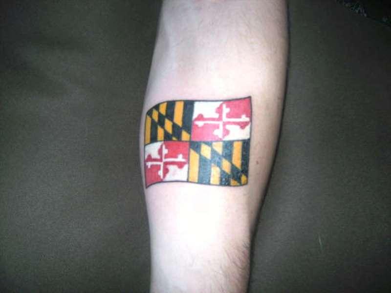 Black Flag Tattoo Designs