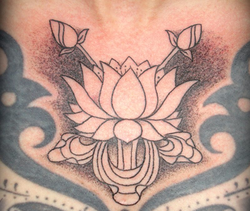 Black Lotus Tattoo Mtg
