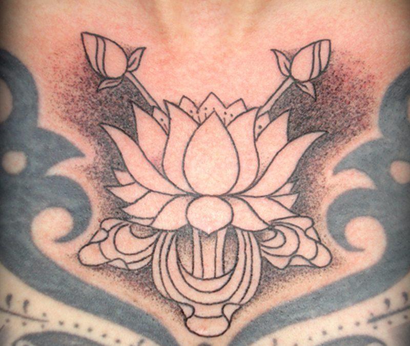 Black Lotus Tattoo Mtg