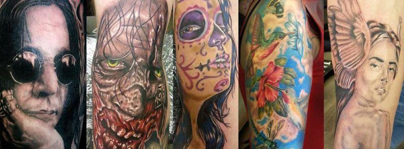 Black Wolf Tattoo Dundonald