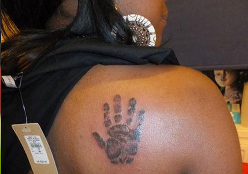 Black Women With Tattoos Pictures