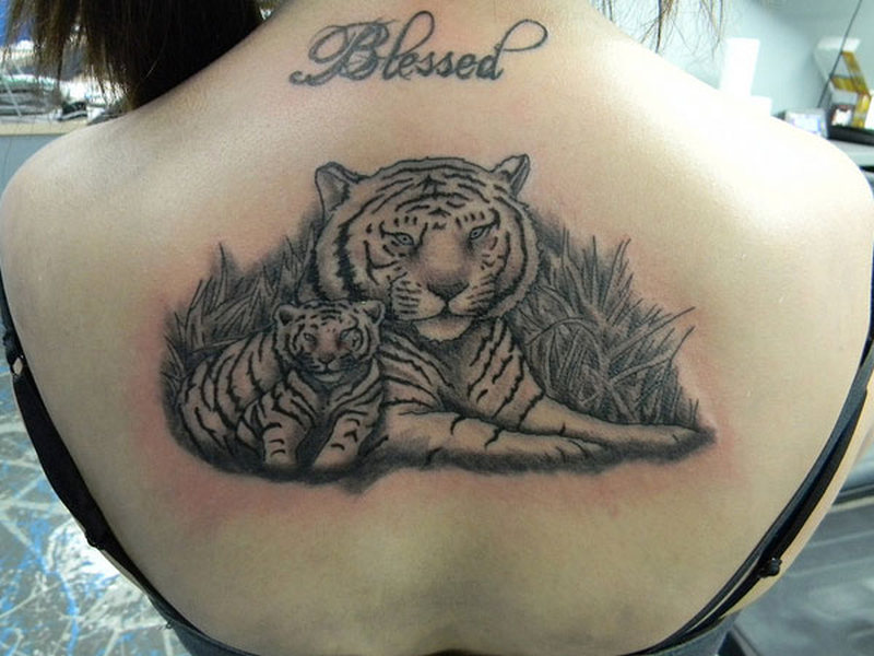 Blessed Tattoo Designs For Women