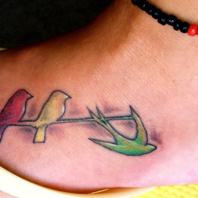 bob marley 3 little birds tattoo tattoos book