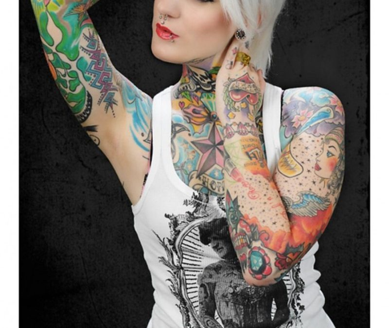 Body Art Tattoo Designs