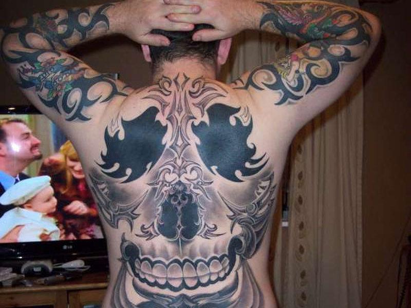 Body Art Tattoo Tribalt