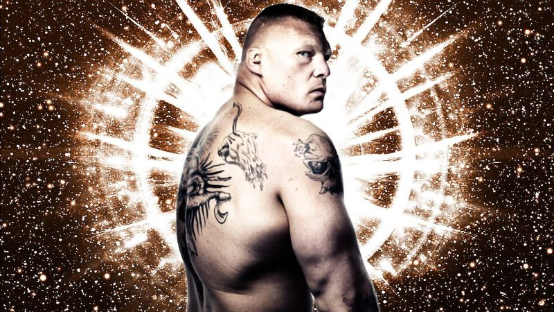 Brock Lesnar Tattoo Wallpaper Hd