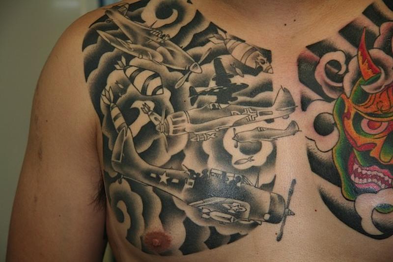 Broken Art Tattoo Bolivar Mo2