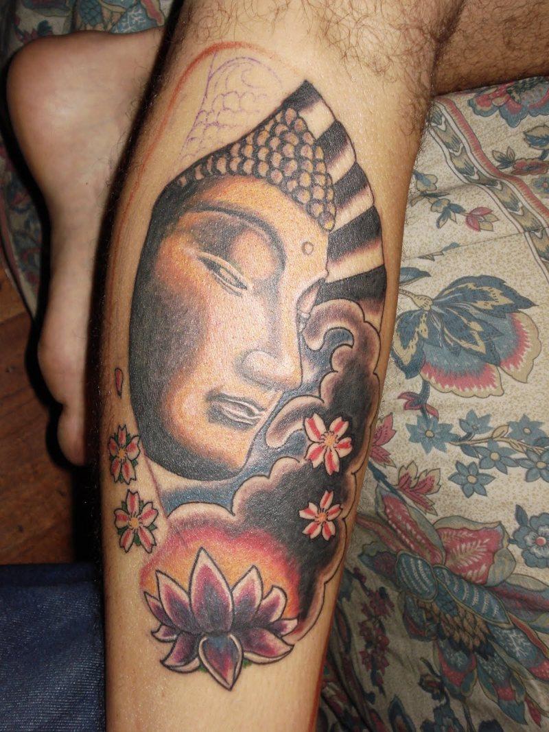 Buddha Tattoo Designs Free1