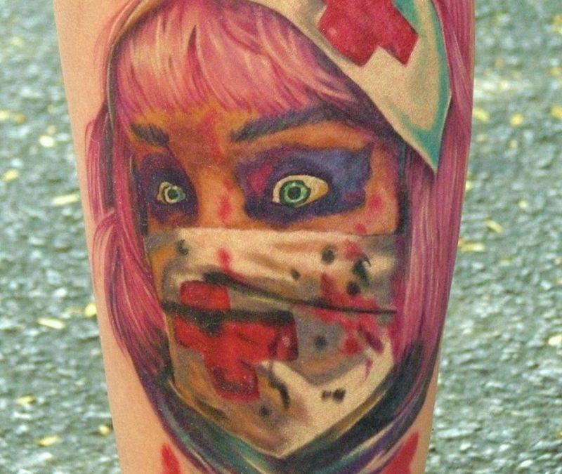 Burly Fish Tattoo Piercing