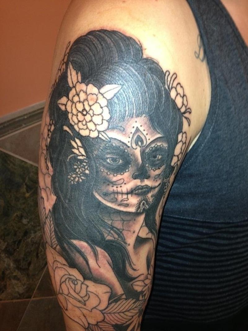 Burly Fish Tattoo
