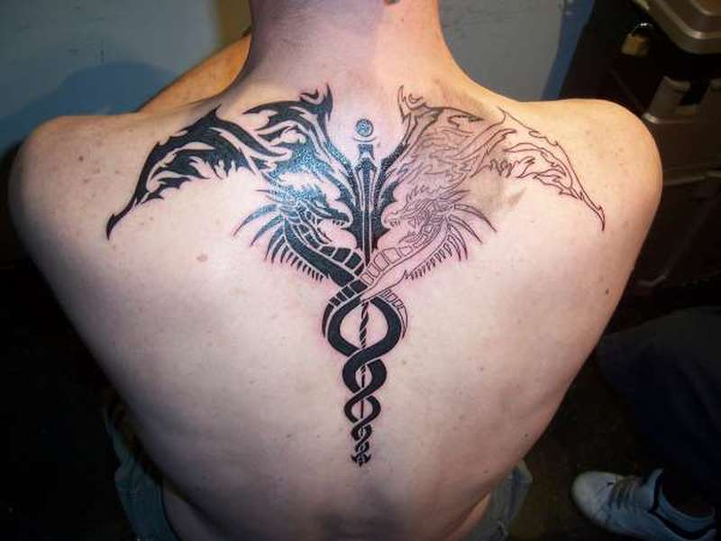 Caduceus Medical Symbol Tattoos Tattoos Book 65000 Tattoos Designs