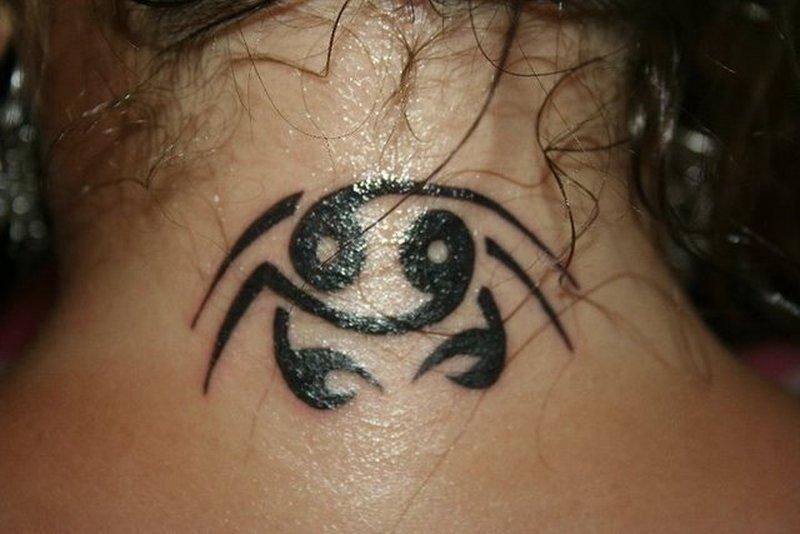 Cancer Horoscope Tattoos