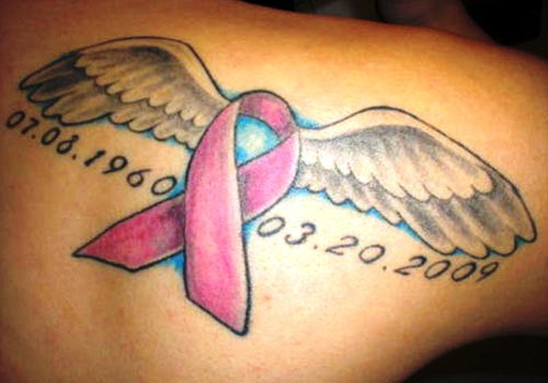 Cancer Memorial Tattoos For Men