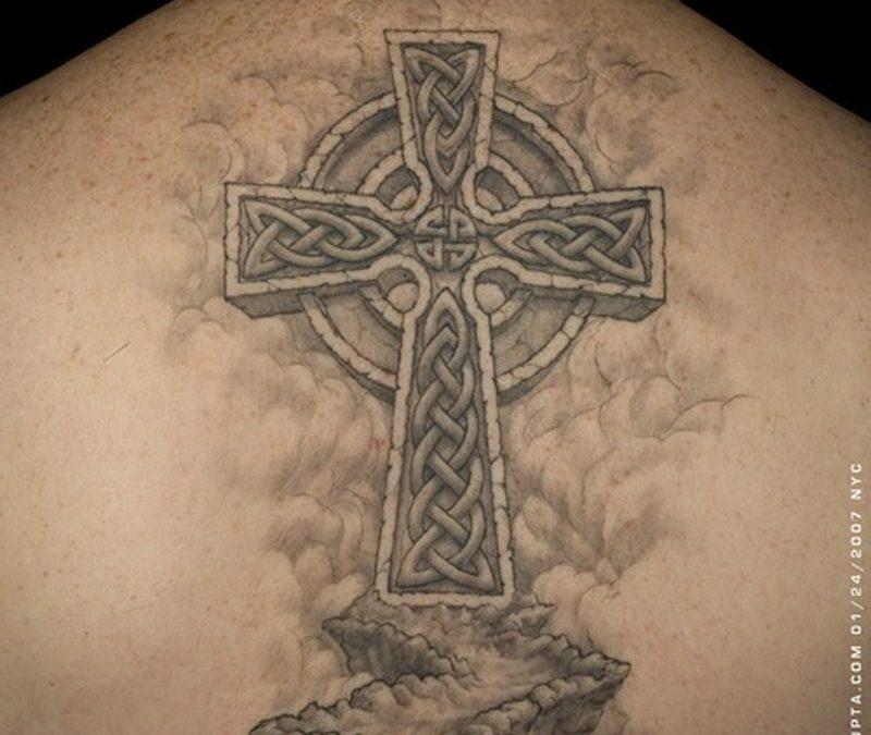 Celtic Crosses Tattoos Designs