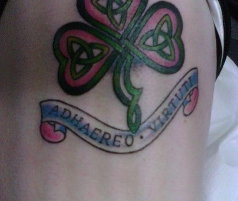 Celtic Trinity Meaning tattoo
