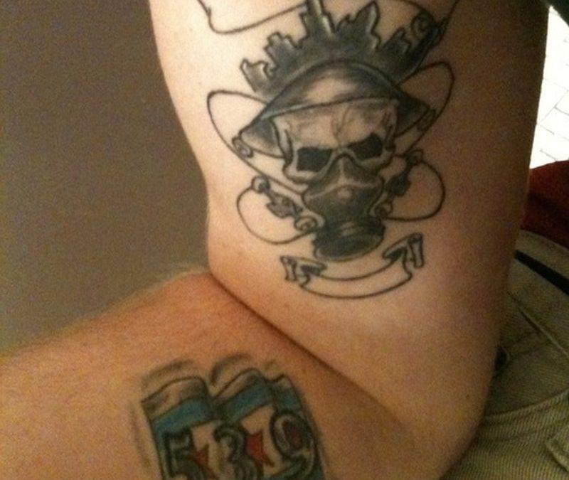 Chicago Flag Tattoo Tumblr2