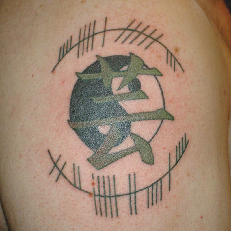 Chinese Symbol Tattoo Ideas