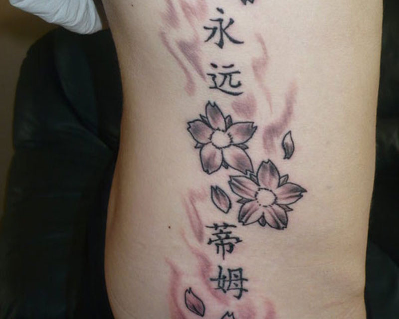Chinese Symbol Tattoos Family1