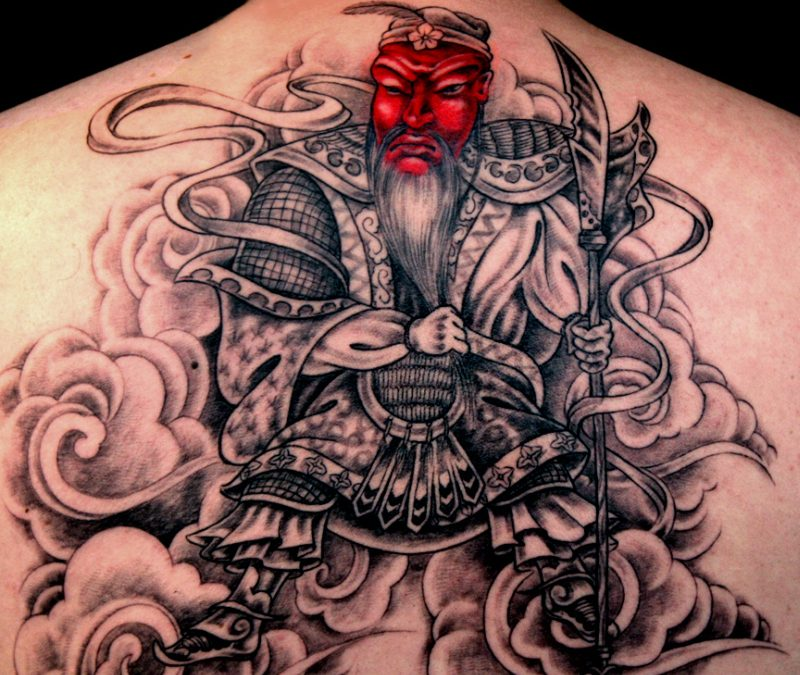 Chinese Tattoo Designs1