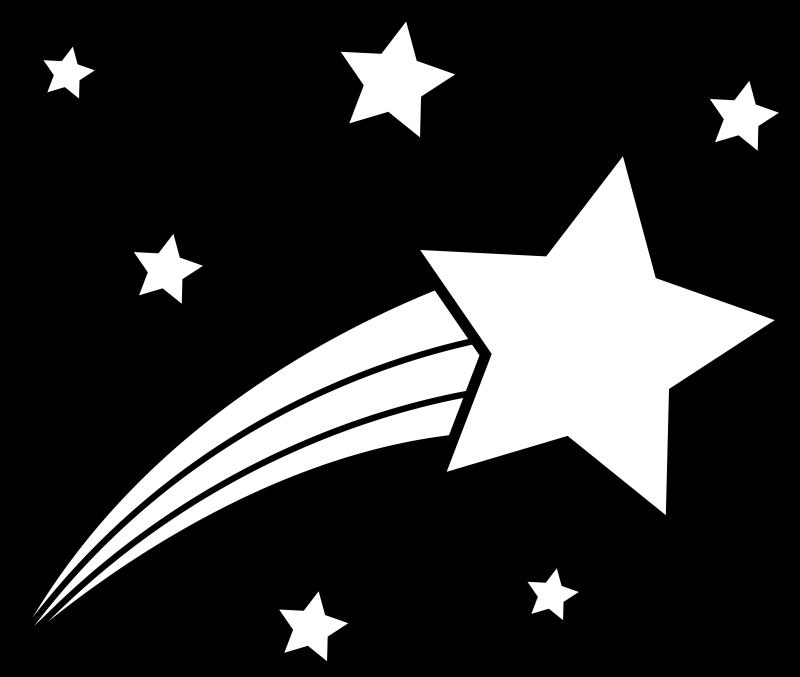 Cool Drawings Of Shooting Stars tattoo