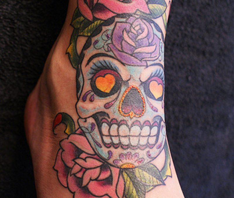 Cool Skull Tattoos