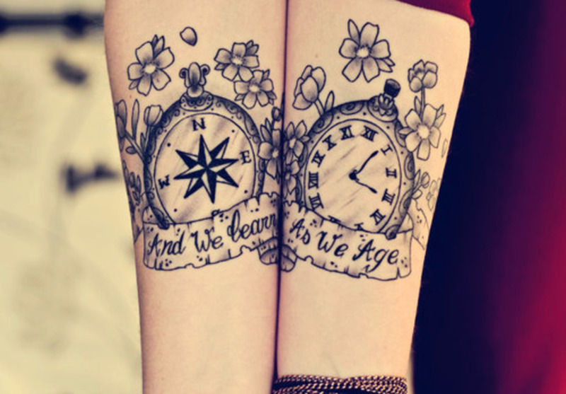 Couple Tattoos Ideas Gallery