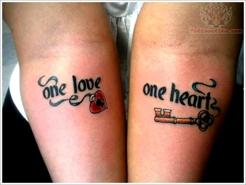 Couples Tattoos Ideas