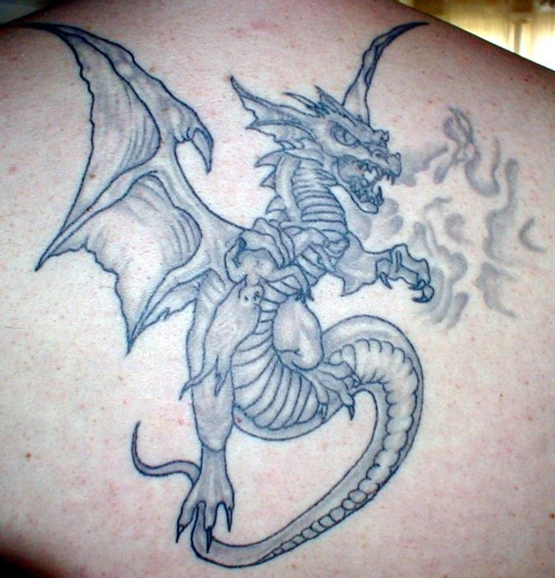 Dragon Tattoo Images
