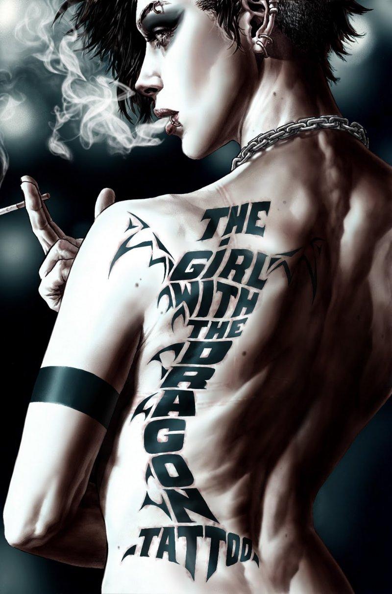Dragon Tattoo Series