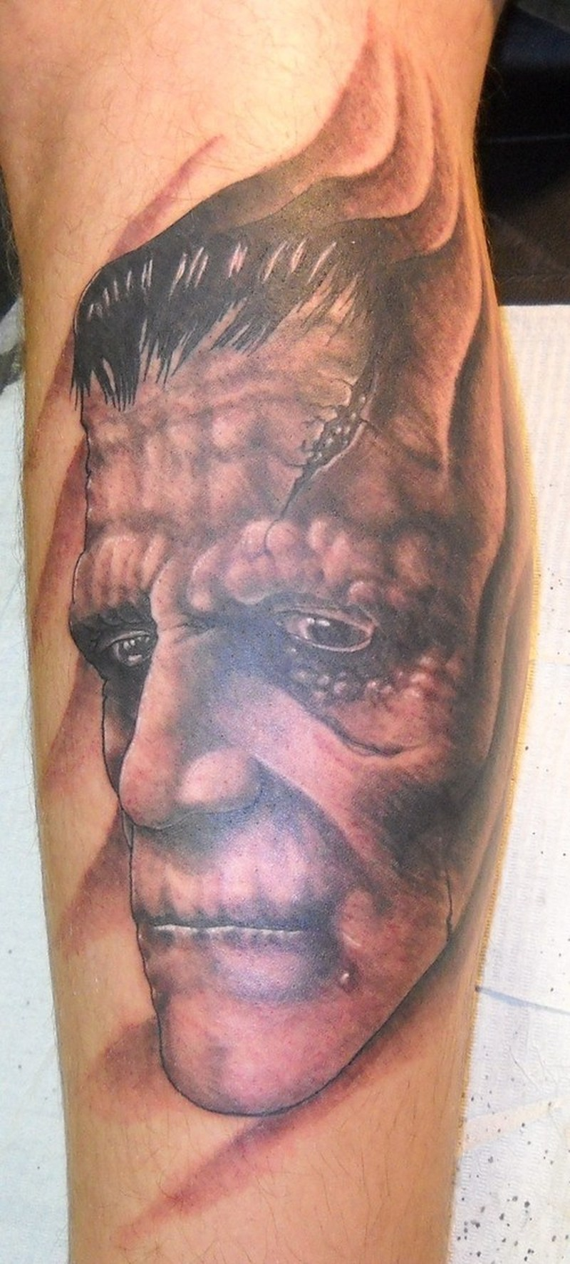 Dragons Den Tattoo